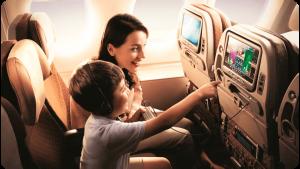Entertainment Aircraft