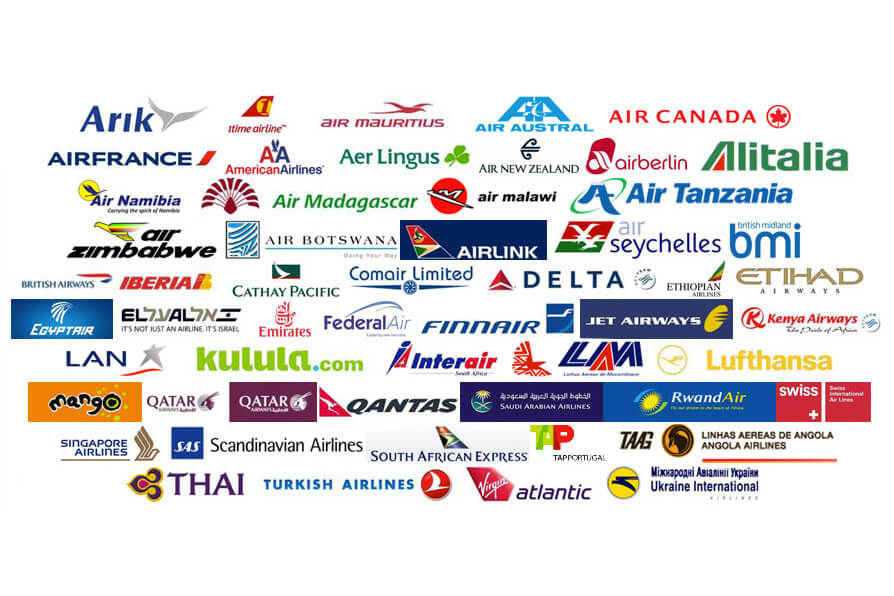 list airline company